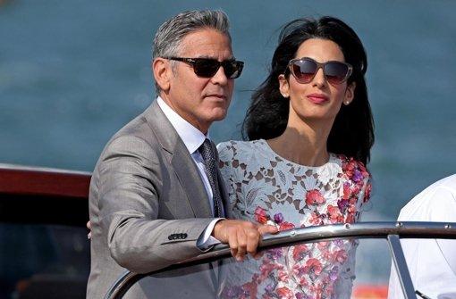 Clooney und Alamuddin sagen Ja