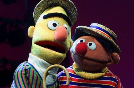 Ernie und Bert werden nicht heiraten