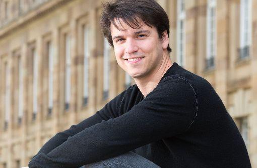 Seine Karriere beim Stuttgarter Ballett begann 2004 als Tänzer: der Choreograf Demis Volpi Foto: dpa