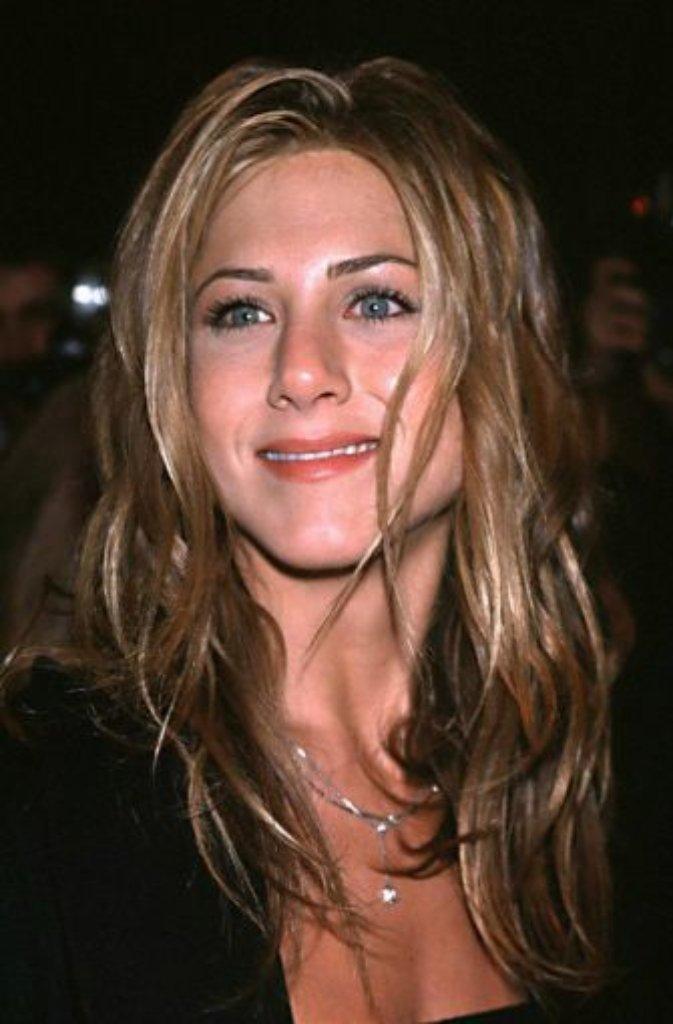 Jennifer Aniston: 1998, ... Foto: dpa