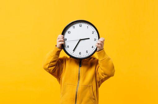 Wie Kinder lernen, was Zeit ist