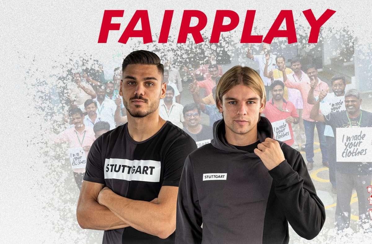 Der VfB Stuttgart setzt sich für Nachhaltigkeit ein. Foto: VfB Stuttgart