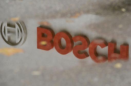 Bosch entwickelt umweltfreundlichen Antrieb