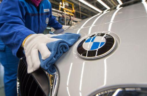 BMW produziert alle Antriebe weiter