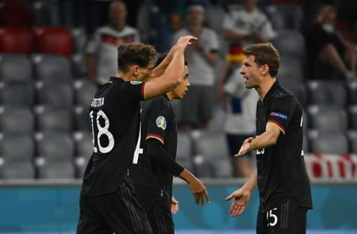Goretzka rettet DFB-Elf ins EM-Achtelfinale