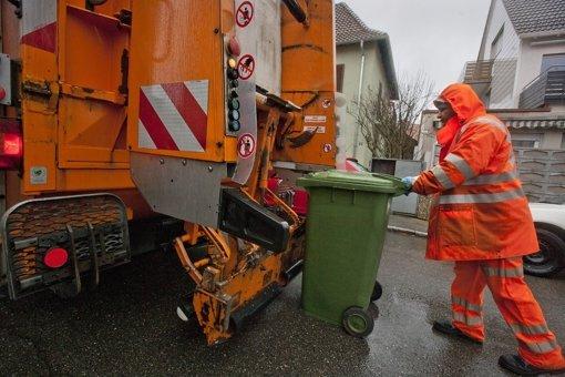 Müll wird billiger, Abwasser teurer