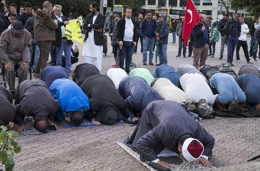 Fremdeln mit den Muslimen