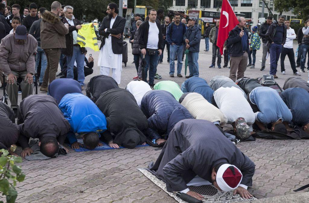 Der Islam ist ein Teil Deutschlands – Vorbehalte gegen Muslime sind es ebenso. Foto: imago stock&people