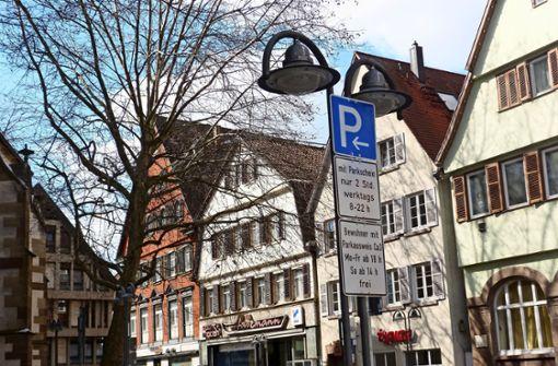 CDU fordert mehr Zeit für Kurzparker