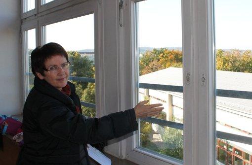 Fenster Bad Cannstatt : in Bad Cannstatt Sanierungsstau im Schulgebäude  Bad Cannstatt