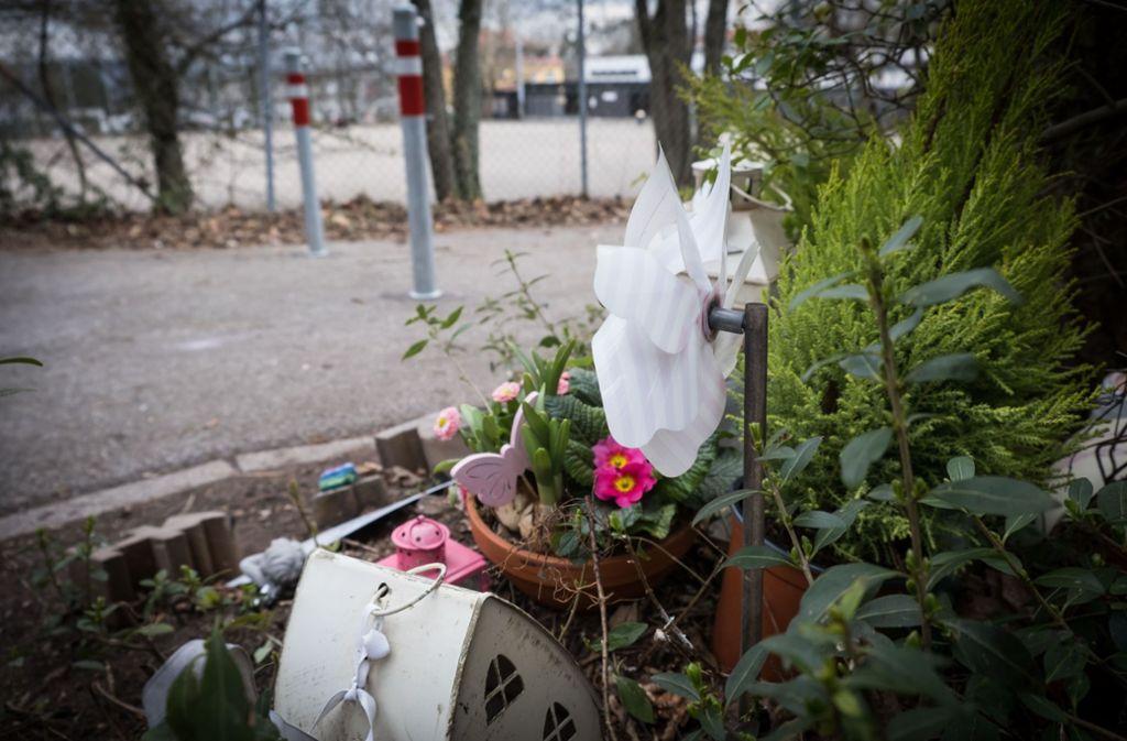 Der Parkplatz, wo der Unfall geschah, wird nicht mehr genutzt. Foto: Lichtgut/Achim Zweygarth