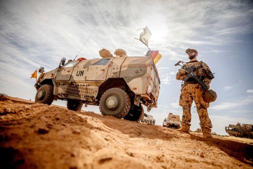 Mit Corona wächst der Zweifel am Nato-Ziel