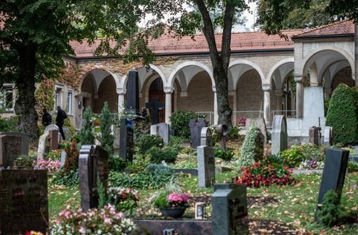 Hauptfriedhof steht vor der Erneuerung