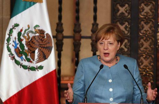 Merkel ruft in Katar-Krise zu Umsicht auf