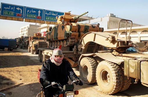 Im Norden Syriens droht ein neuer Krieg