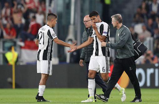 Juventus Turin erreicht Finale – Khedira verletzt