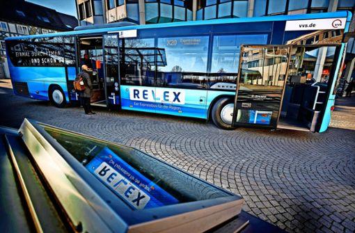 Expressbusse sind nur ein Tropfen auf den heißen Stein