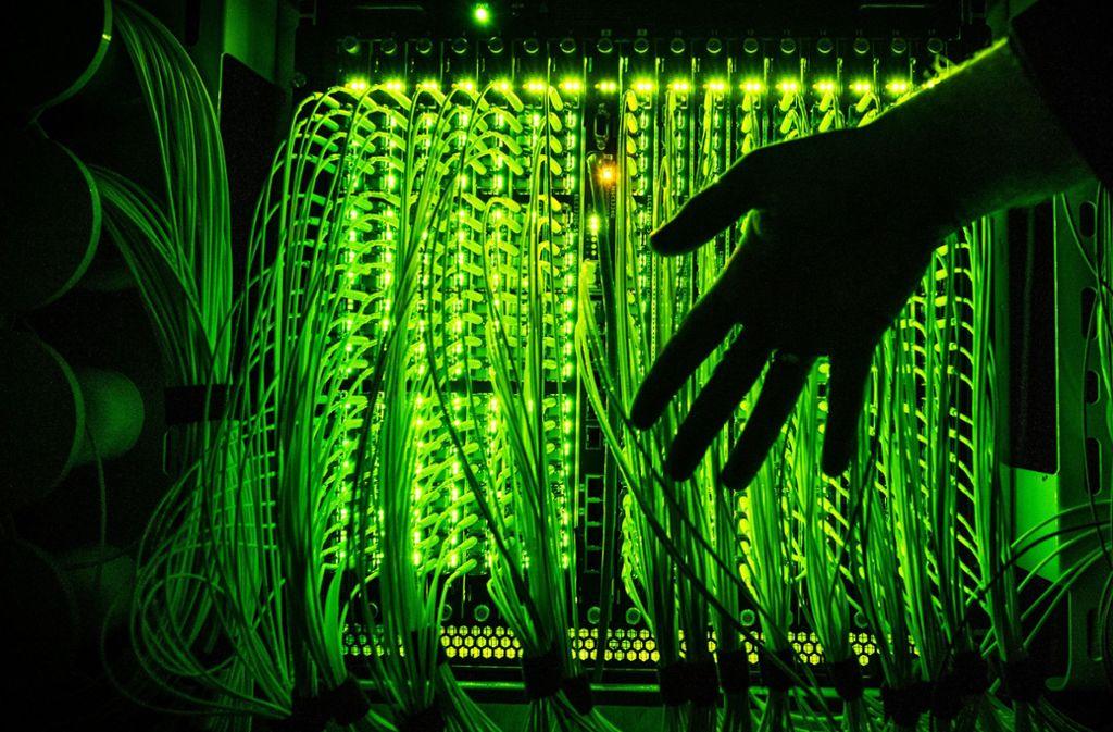 """Nach Meinung des Chaos Computer Clubs habe der Angreifer ein""""viel zu großes Geltungsbedrüfnis"""" gehabt. Foto: dpa"""