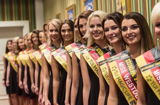 Diese 21 Frauen ringen um die Schönheitskrone
