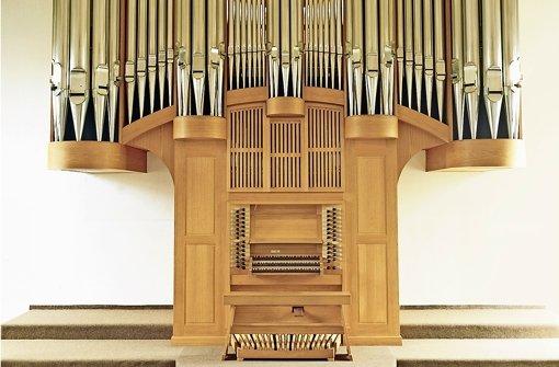 Beim  116. Konzert erklingen gleich zwei Orgeln