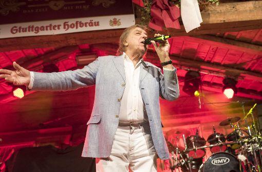 Bata Illic verzückt seine Fans in Stuttgart