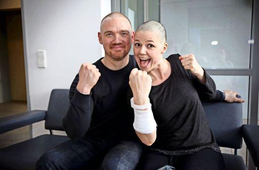 Angi Wehrmann hat gekämpft – und die Leukämie besiegt