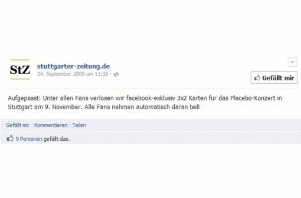Die Stz Facebook Seite Hat Die Marke Von 15000 Fans überschritten