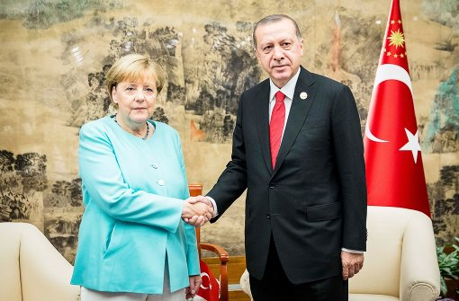 Merkel und Erdogan vertragen sich wieder