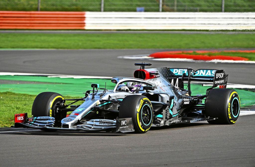 Will auch 2020 die Nummer eins bleiben: Lewis Hamilton Foto: dpa/Lat Images