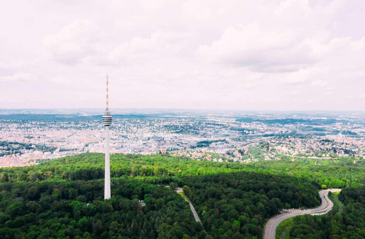 Verliebt in Stuttgart? Klicken Sie sich durch unsere Bildergalerie. Foto: Unsplash/Jan Bottinger