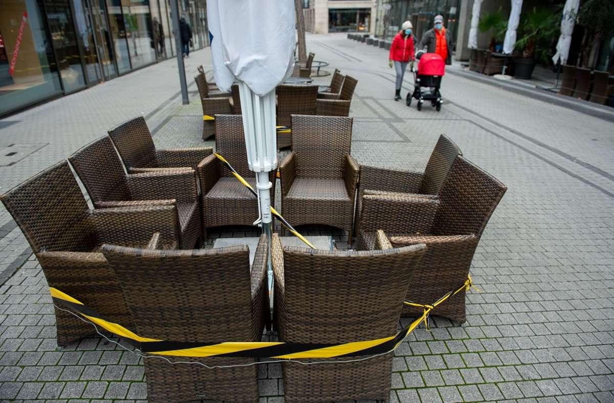 Viele Betriebe leiden stark unter dem Lockd0wn. (Archivbild) Foto: LICHTGUT/Leif Piechowski/Leif Piechowski