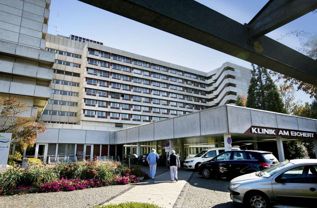 Die Klinik am Eichert hat in den vergangenen Jahren öfter Schlagzeilen gemacht. Foto: /Horst Rudel