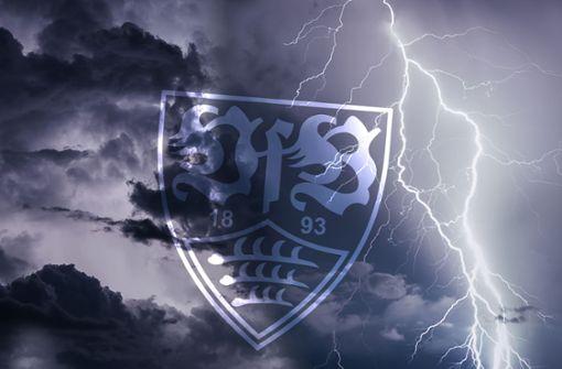 VfB verursacht  Sturm der Entrüstung