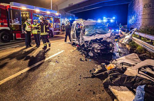 Nach schwerem Geisterfahrer-Unfall – Blutprobe soll Aufschluss geben