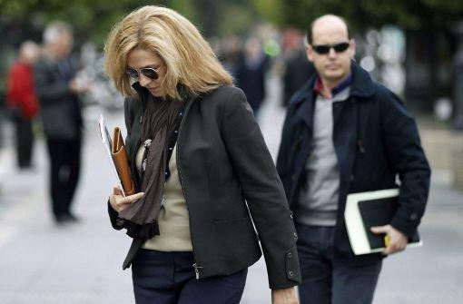 Felipe erkennt Infantin Cristina Adelstitel ab