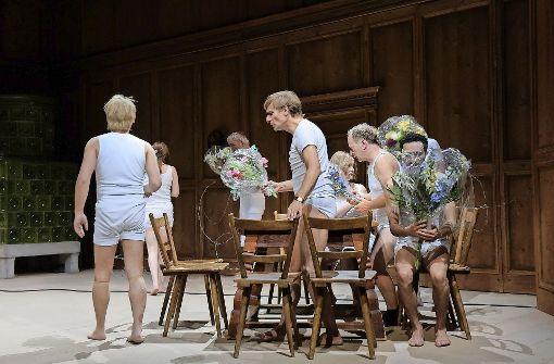Münchner Kammerspielen zeigen Flüchtlings-Drama