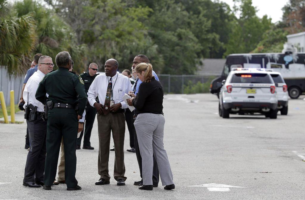 In Orlando sind Schüsse gefallen. Foto: dpa