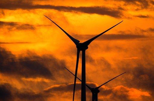 2017 verringert sich die Einspeisevergütung für Windkraftanlagen noch einmal. Foto: dpa