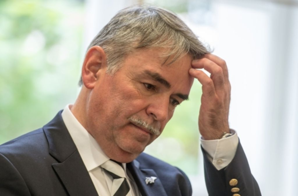 Nicht zufrieden mit dem Urteil: Gustl Mollath legt gegen seinen Freispruch Revision ein. Foto: dpa