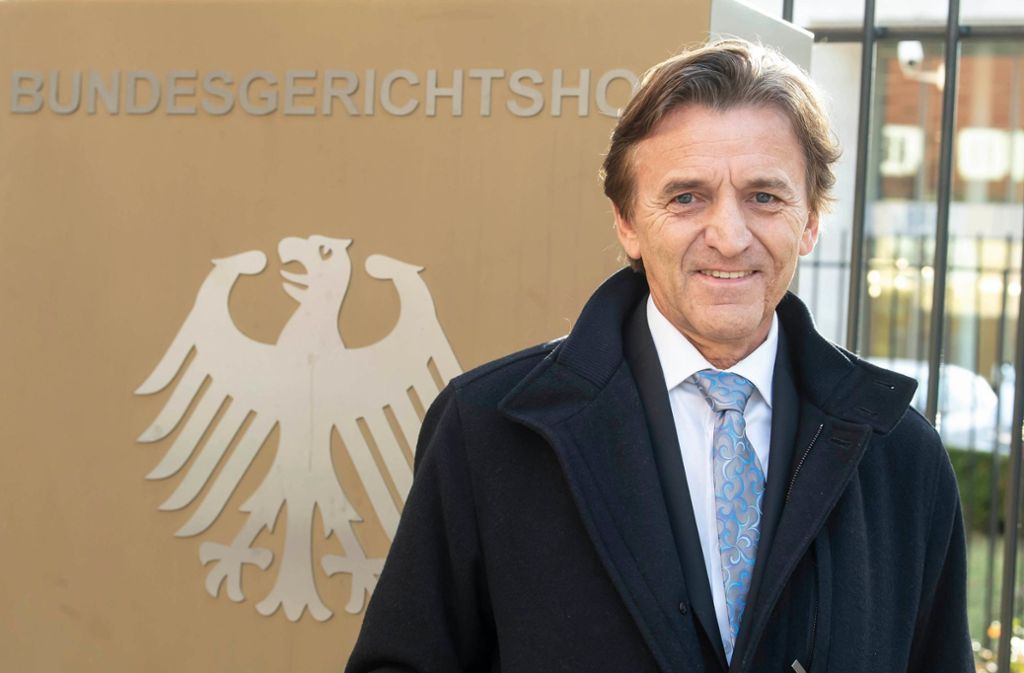 Heinrich Sening klagt gegen den Arzt seines Vaters. Foto: dpa