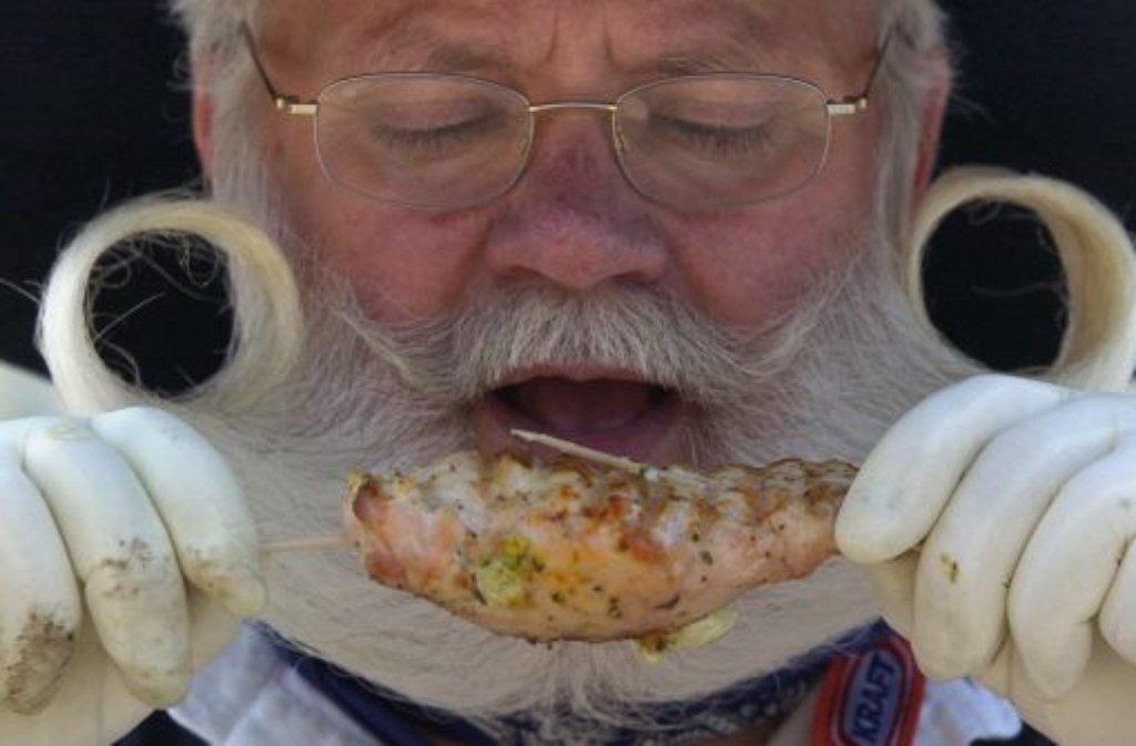 Fisch gibt es seit mehr als 470 Millionen Jahren und über 30.300 Arten tummeln sich in den Weltmeeren. Was die Ozeanbewohner zu einer gesunden Ernährung beitragen, haben wir anlässlich des Fischmarkts auf dem Stuttgarter Karlsplatz in unserer Bildergalerie notiert.  Foto: AP