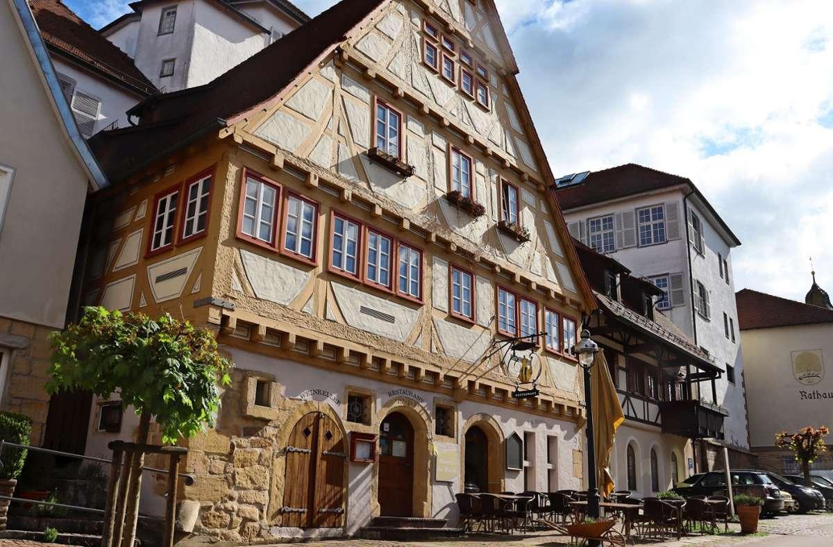 Für das bekannte Bauernhaus Necker und Ebinger von 1585 wird eine Nachfolgelösung gesucht. Foto: Claudia Barne/r