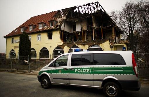 Letzte Bleibe des Terrortrios wird abgerissen