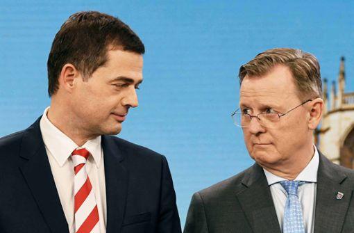 Linke und CDU im Machtpoker – wer hat das bessere Blatt?