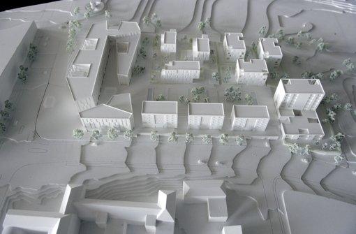 Ein Stadtquartier entsteht