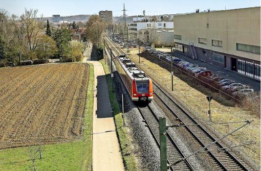 Neuer S-Bahn-Halt im Westen