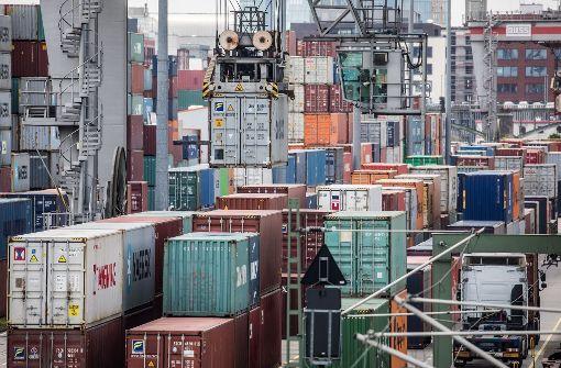 Deutsche Wirtschaft legt kräftig zu