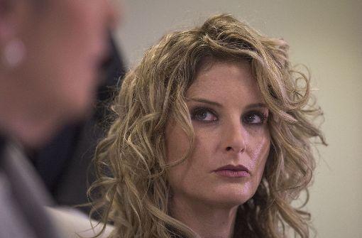 Kandidatin aus TV-Serie verklagt Trump