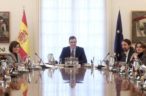 Spanien ruft Klimanotstand aus