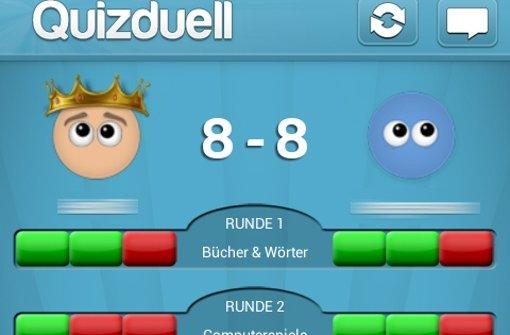"""Warum die """"Quizduell""""-App so schrecklich süchtig macht"""